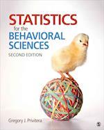 Statistics for the Behavioral Sciences af Gregory J. Privitera