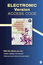 The Practice of Research in Criminology and Criminal Justice Electronic Version af Ronet D. Bachman
