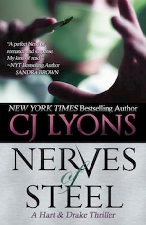 NERVES OF STEEL: A Hart and Drake Thriller af CJ Lyons