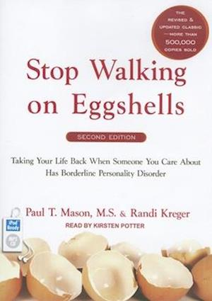Lydbog, CD Stop Walking on Eggshells af Paul T. Mason