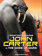 John Carter in The Gods of Mars (Barsoom)