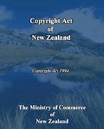 Copyright Act of New Zealand
