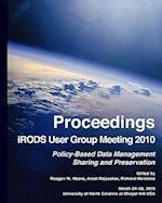 Proceedings Irods User Group Meeting 2010