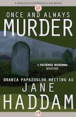 Once and Always Murder af Jane Haddam