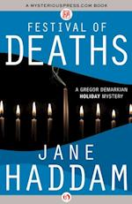 Festival of Deaths af Jane Haddam