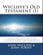 Wycliffe's Old Testament (I)