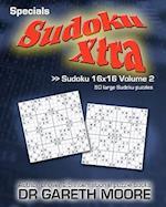 Sudoku 16x16 Volume 2 af Gareth Moore