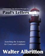 Commentary on Selected Passages in Paul's Letters af Walter Albritton