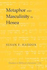 Metaphor and Masculinity in Hosea