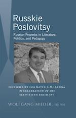 Russkie Poslovitsy af Wolfgang Mieder