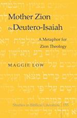 Mother Zion in Deutero-Isaiah