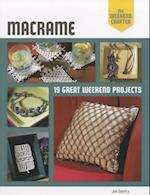The Weekend Crafter: Macrame (The Weekend Crafter)