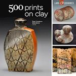 500 Prints on Clay (The 500 Series)