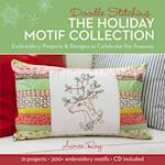 Doodle Stitching: the Holiday Motif Collection af Aimee Ray