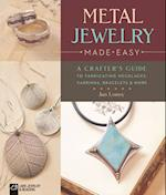 Metal Jewelry Made Easy