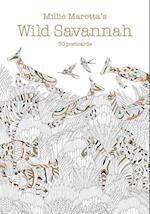 Millie Marotta's Wild Savannah (Millie Marotta Adult Coloring Book)