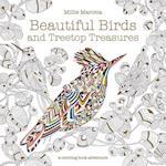 Beautiful Birds and Treetop Treasures (Millie Marotta Adult Coloring Book)