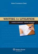 Writing for Litigation (Aspen Coursebook)
