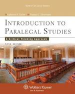 Introduction to Paralegal Studies (Aspen College)