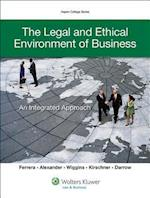 The Legal Environment of Business & Ethics (Aspen College)