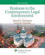 Business in the Contemporary Legal Environment (Aspen College)