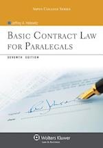 Basic Contract Law for Paralegals, Seventh Edition (Aspen College)