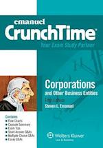 Emanuel Crunchtime for Corporations and Other Business Entities (Crunchtime)