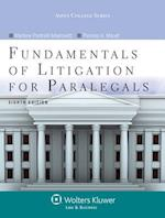 Fundamentals of Litigation for Paralegals (Aspen College)