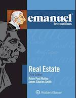 Emanuel Law Outlines for Real Estate (Emanuel Law Outlines)