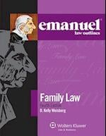 Emanuel Law Outlines for Family Law (Emanuel Law Outlines)