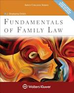 Fundamentals of Family Law (Aspen College)