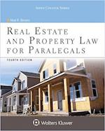 Real Estate and Property Law for Paralegals (Aspen College)