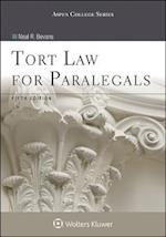 Tort Law for Paralegals (Aspen College)