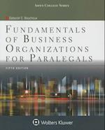 Fundamentals of Business Organizations for Paralegals (Aspen College)