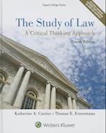 The Study of Law (Aspen College)