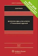 Business Organizations (Aspen Casebook)
