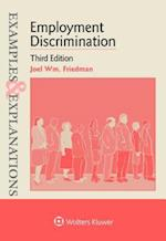 Examples & Explanations for Employment Discrimination (Examples & Explanations)