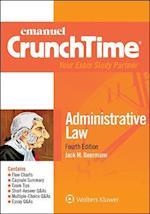 Emanuel Crunchtime for Administrative Law (Crunchtime)