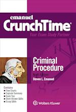 Emanuel Crunchtime for Criminal Procedure (Emanuel Crunchtime)