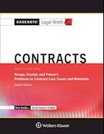 Casenote Legal Briefs for Contracts, Keyed to Knapp, Crystal, and Prince (Casenote Legal Briefs)