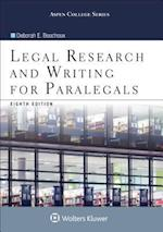 Legal Research and Writing for Paralegals (Aspen College)