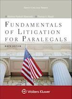Fundamentals of Litigation for Paralegals (Aspen Paralegal)