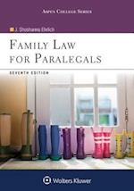 Family Law for Paralegals (Aspen College)