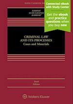 Criminal Law and Its Processes (Aspen Casebooks)