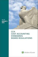 Cost Accounting Standards Board Regulations as of 01/2016