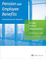 Pension and Employee Benefits Code Erisa as of 1/2016 (2 Volume)