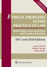 Ethical Problems in the Practice of Law (Supplements)