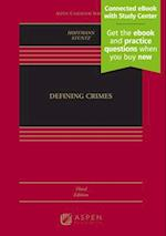 Defining Crimes (Aspen Casebook)