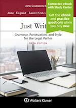 Just Writing (Aspen Coursebook)