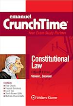 Constitutional Law (Crunchtime)